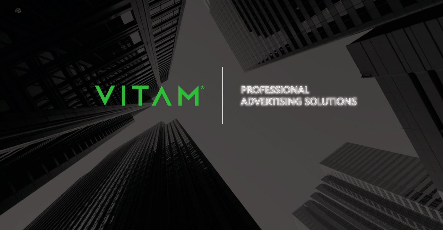 VITAM PROFESSIONAL ADVERTISING SOLUTIONS