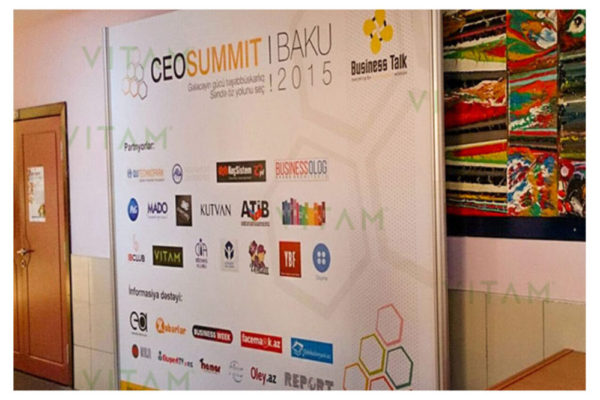 CEO SUMMIT BAKU