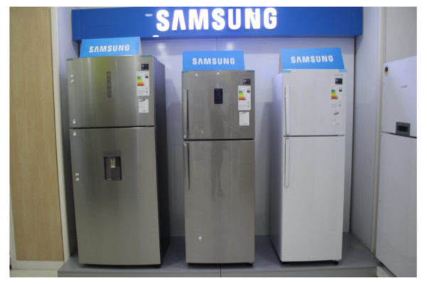 SAMSUNG LLC STANDS